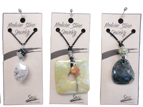 Medicine Stones Necklaces Cochrane Cactus Trading Co