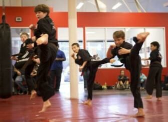 Children Martial Arts Classes in South Austin