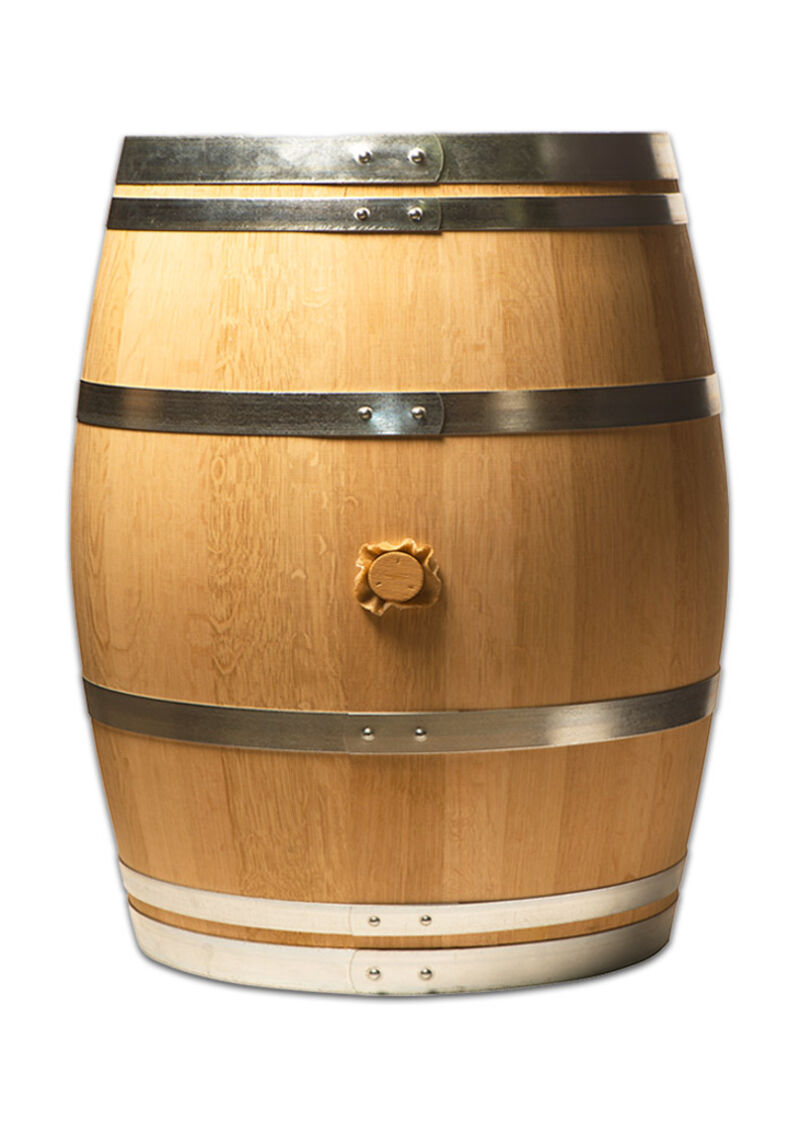 228 l Barrique / Weinfass aus französischer Eiche der Tonnellerie de Cognac bei shop.oakbarrels.shop