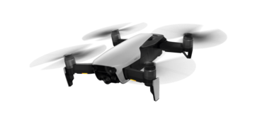 Punqtum offers drone services, license drone pilot