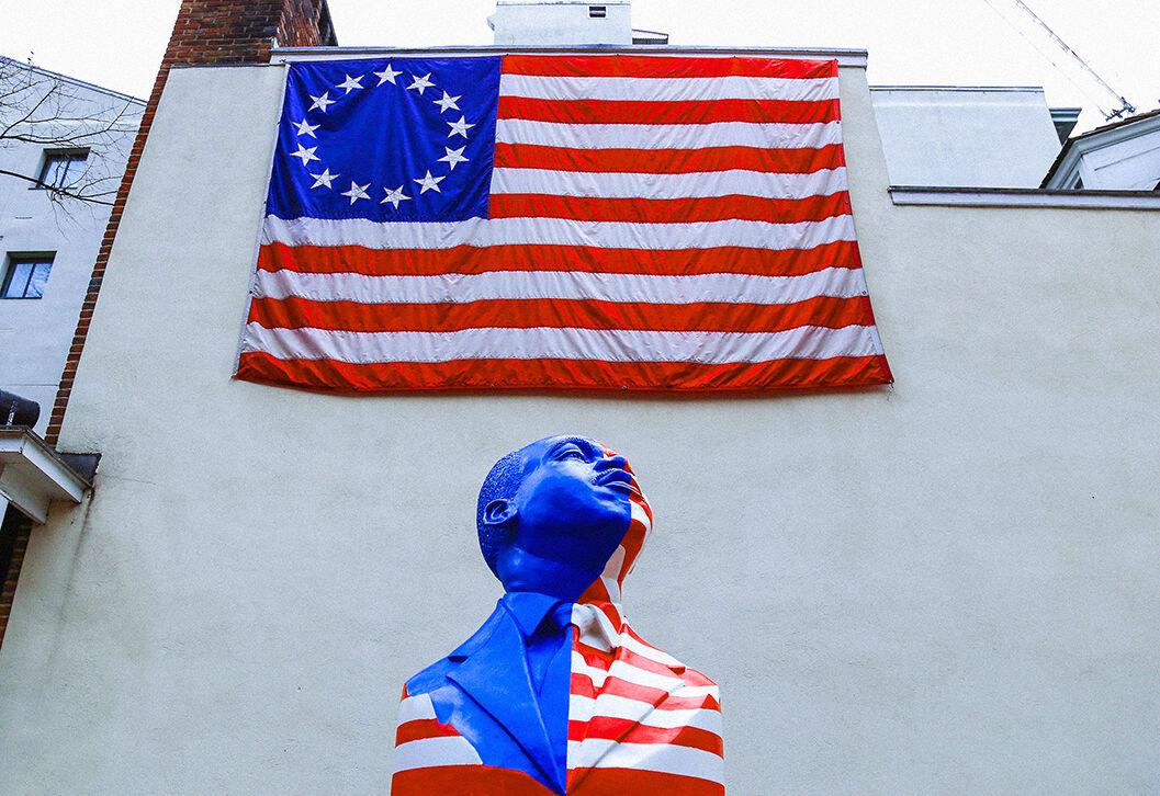 Make America Great by Artist Shala