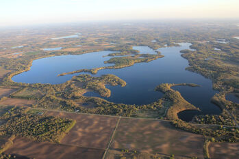 East Lake Slyvia, Wright County, MN