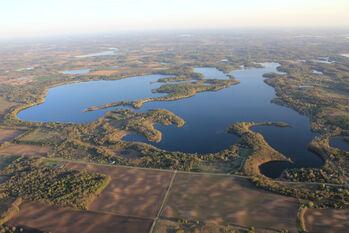 East Lake Slyvia, Wright County, MN