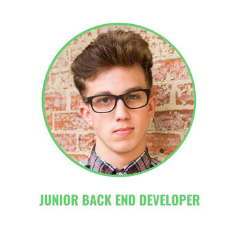 junior back end developer recruitment