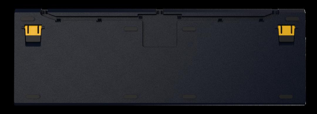 Wooting two lekker bottom case