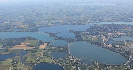Lake Le Monne Dieu, Douglas County, MN
