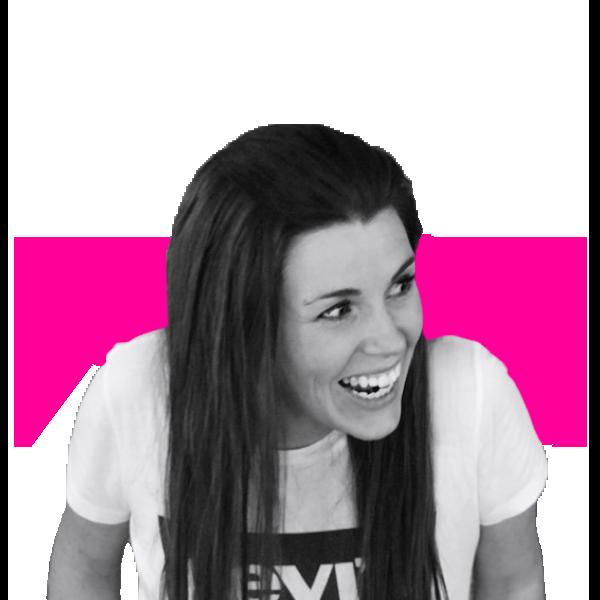 Nichola Kirkman, Gründerin & Kreativleiterin bei collab-ed, einer mehrfach ausgezeichneten, internationalen Werbeagentur