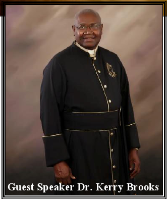 Bishop Kerry Brooks