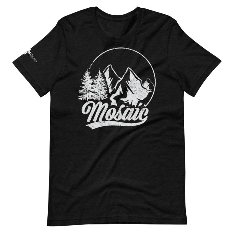 Link to Mosaic Church Landscape T-Shirt