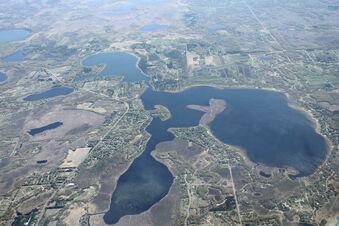 Coon Lake,Anoka County, MN