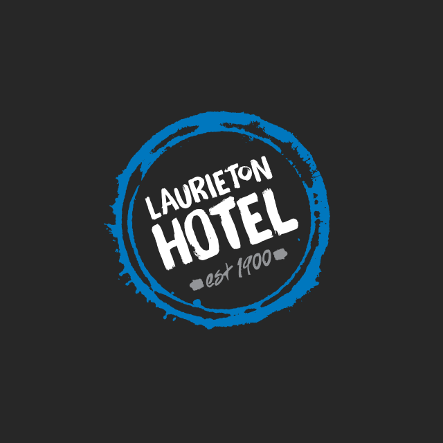 Brand design for the Laurieton Hotel, the best pub in Laurieton!