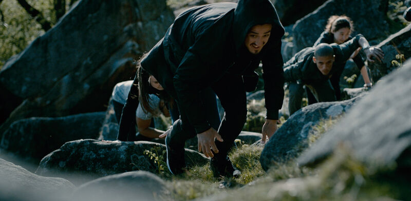 Arri Alexa XT, 50mm, Mountain filming