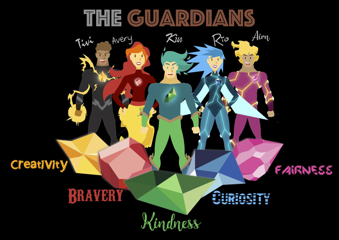 The Guardians 1