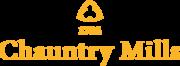 ChauntryMills logo gold1235C