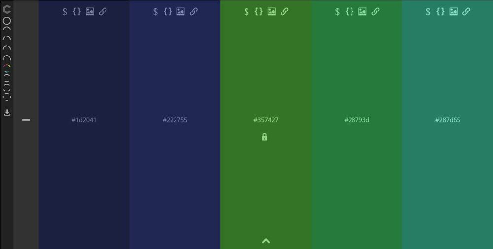 This Free Online Tool Will Create A Color Palette From The 19 Color Palette Generators That Make Web Design Easier