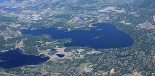 Bald Eagle Lake,Ramsey County, MN