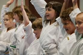 Impact Martial Arts kids class