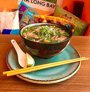 Vietnamese food in Sheffield