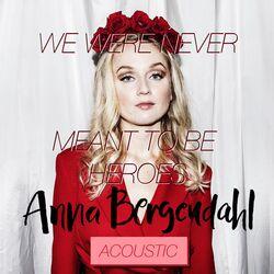 Anna Bergendahl Singel Acoustic