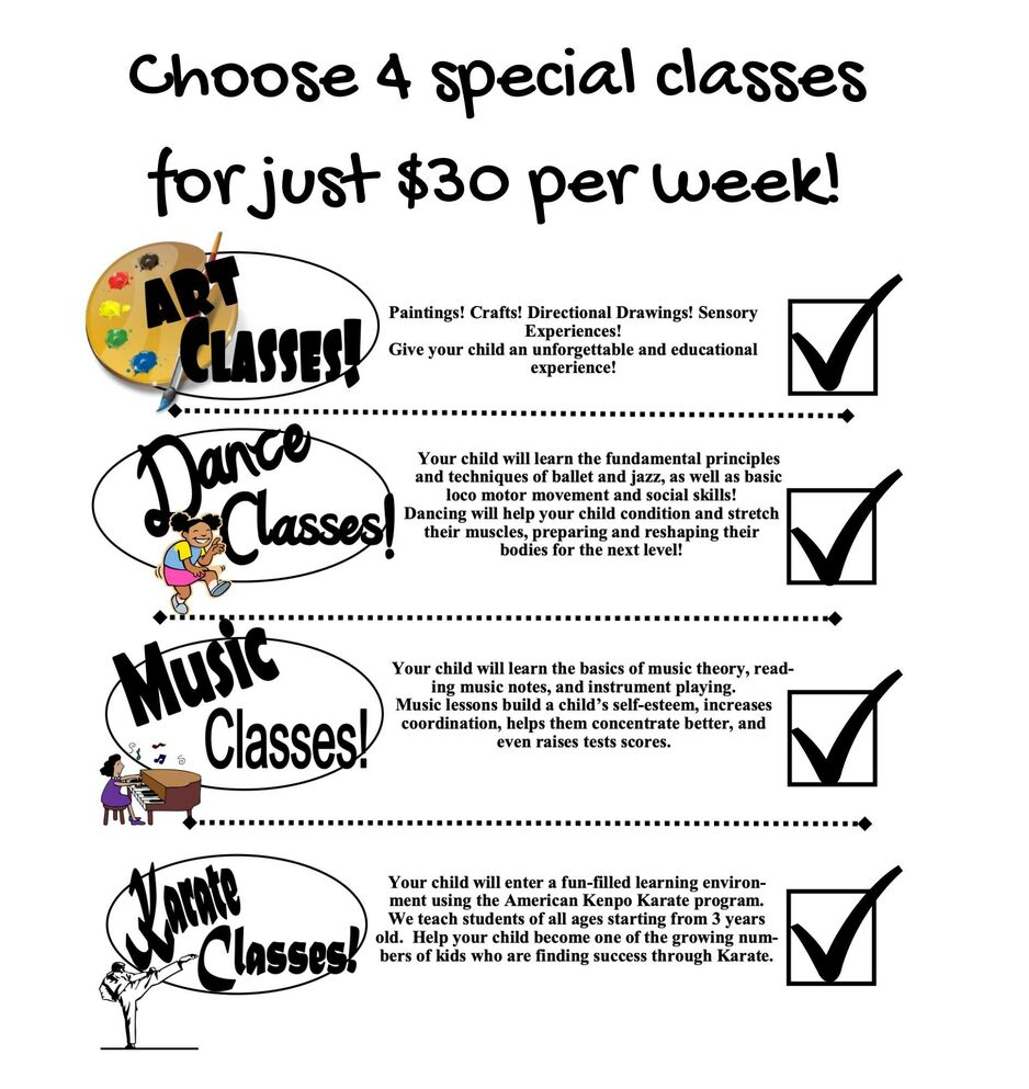 4 for $30 Special Class Graphic Web