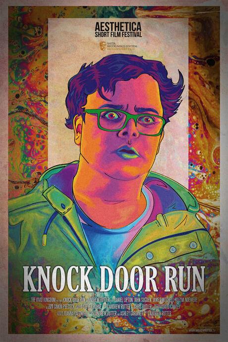 knock door run film poster BAFTA festival