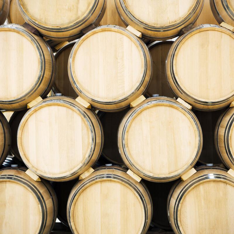 Destillatfässer aus amerikanischer Eiche