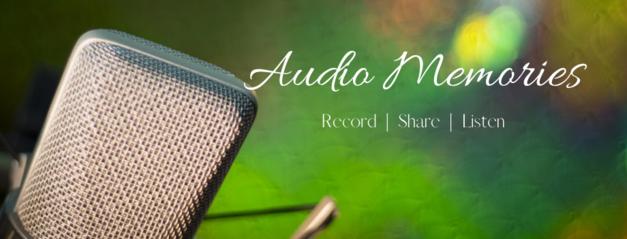 Audio Memories web banner