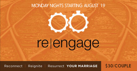 Reconnect, Reignite, Resurrecrt your marriage