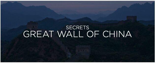 Smithsonian SecretsGreatWall