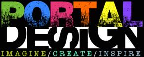 Portal design logo