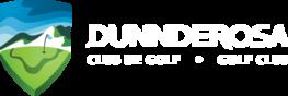 Logo club de golf Dunnderosa