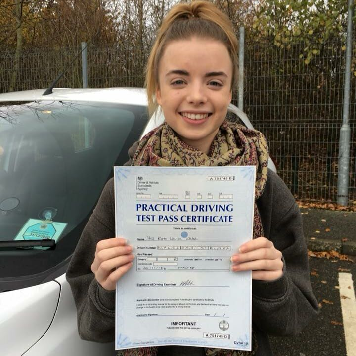 Affordable Driving Lessons in Norwich and Norfolk Area