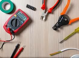 Don't Hesitate to Call Pinetop Electric because we have all the right tools for all the right jobs