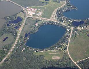 Henderson Lake, Kandiyohi County, MN