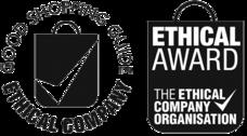 Ethical Company Accreditation.
