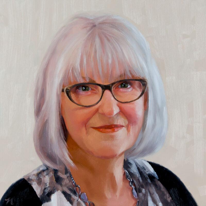 Social portrait painting