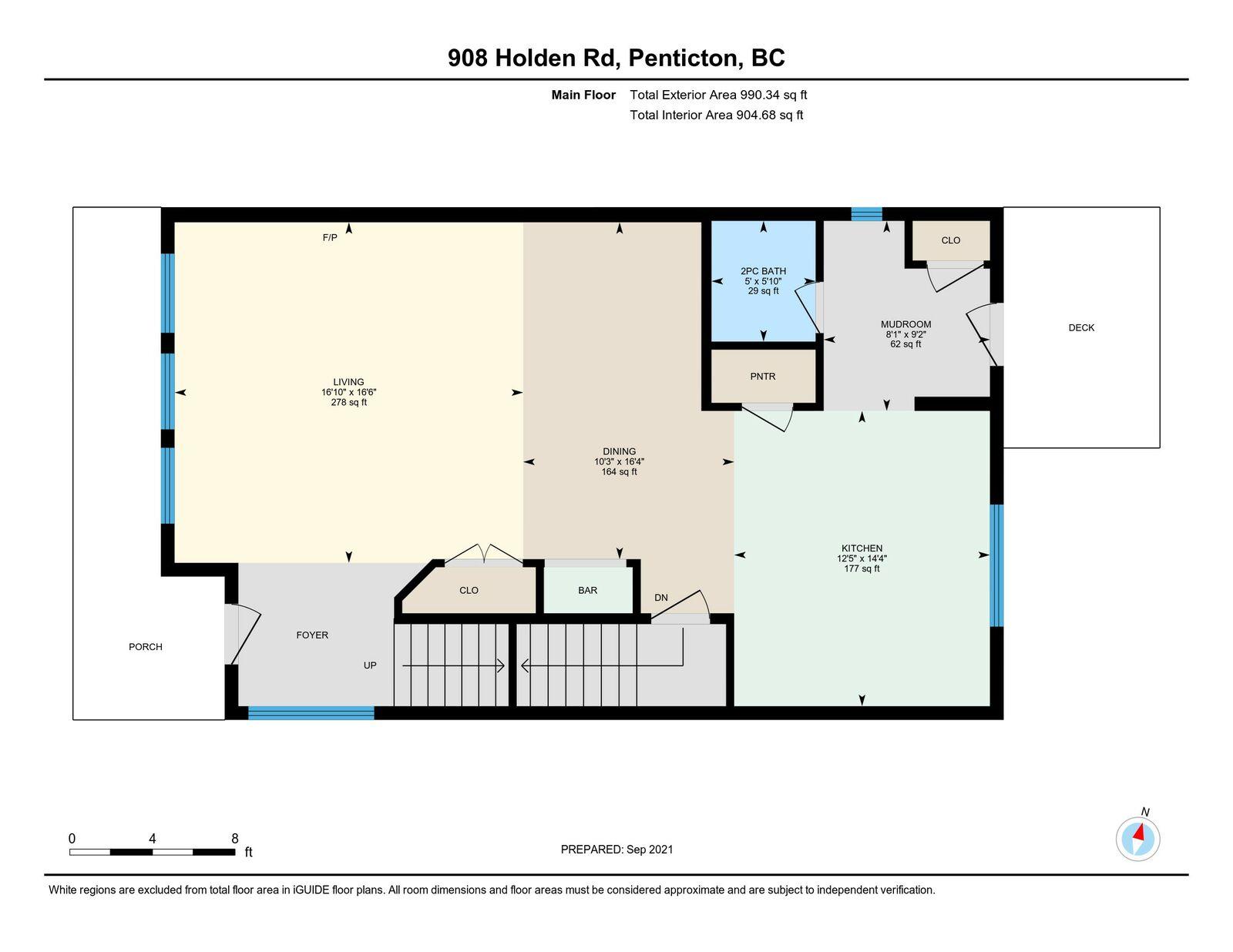 Floor Plan, Main