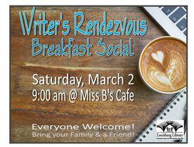 breakfast social invite 2019
