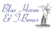 blue heron tbones logo