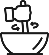 mixing icon 4
