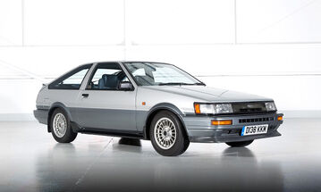 AE86 Corolla heritage