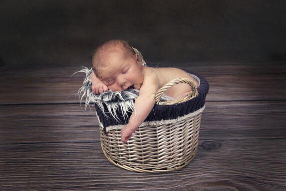 Newborn Baby Photshoot Aberdeen Kintore