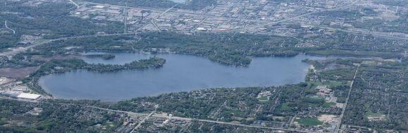Medicine Lake, Hennepin County , MN