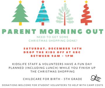 KL Parent Morning Website