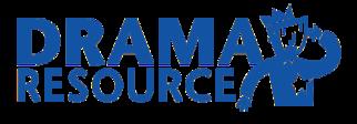DRAMARESOURCE logo blue
