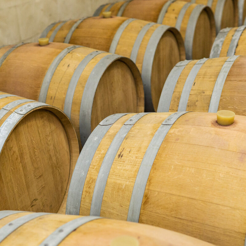 Apricot Brandy Barrel ready to refill