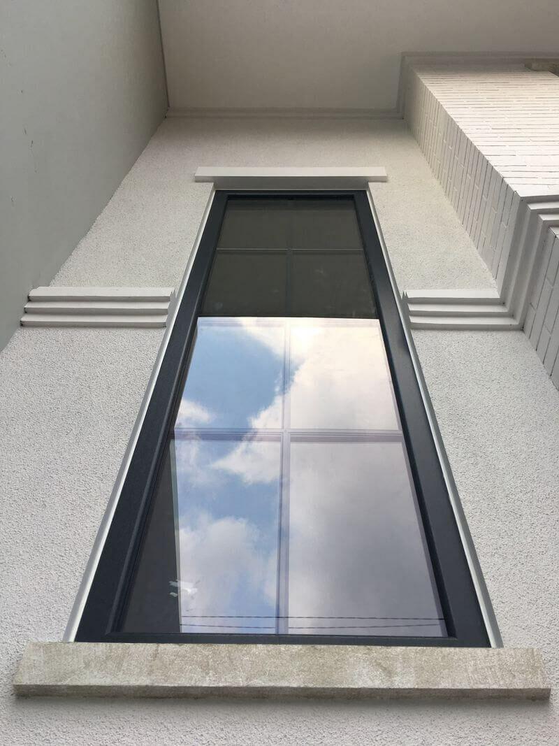 Wohnraum Charcoal grey Fixed Internal muntins Double glazing LowE jf041