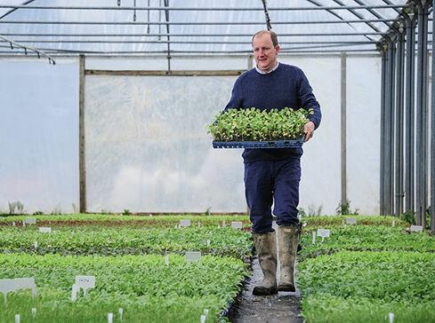 rocket gardens micro scale farming