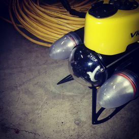 Video Ray ROV - Canadian Underwater Inspection Services Ltd. - Underwater Video Inspection.