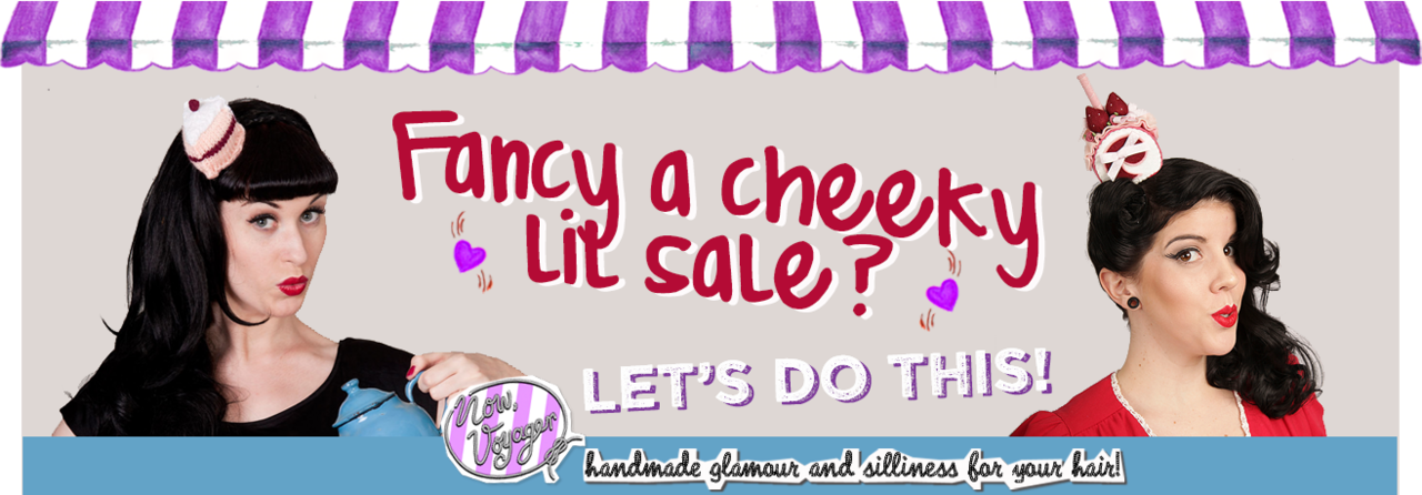 Handmade hair accessories, Fancy a cheeky lil sale? Let's do this! Click through to see what's currently on sale.